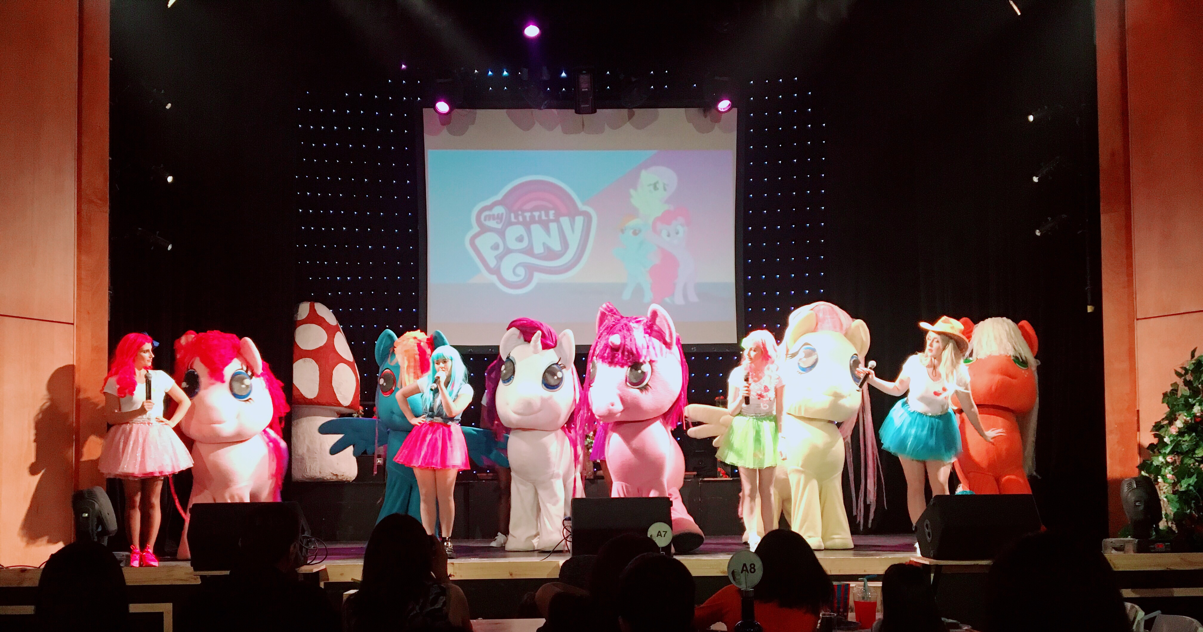 My Little Pony Live Show Twincess Diaries